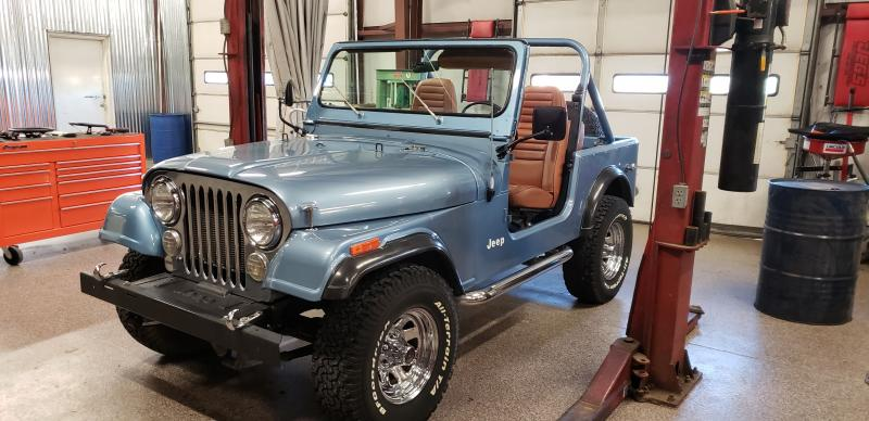 Jeeps For Sale In Florida >> Rudy's Classic Jeeps LLC - Home