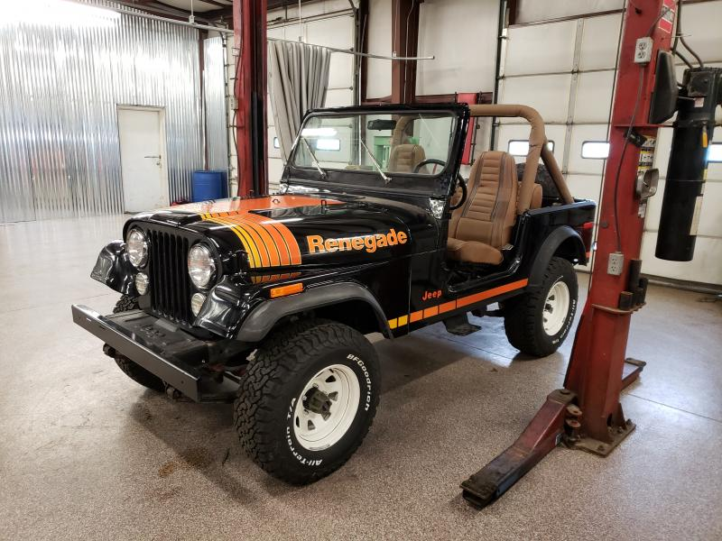 Jeep Wrangler For Sale Ontario >> Rudy's Classic Jeeps LLC - Home